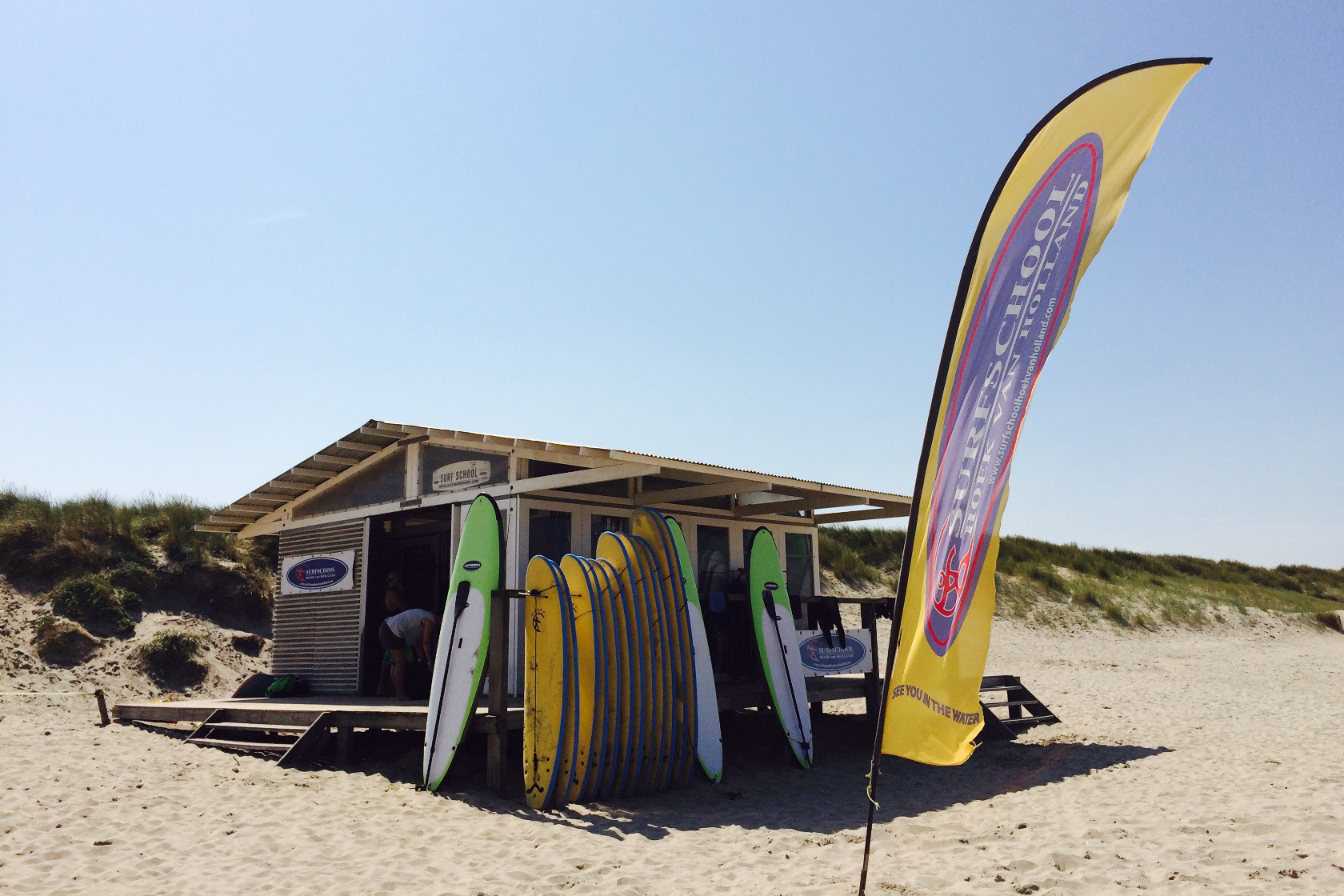 Surfschool Hoek van Holland